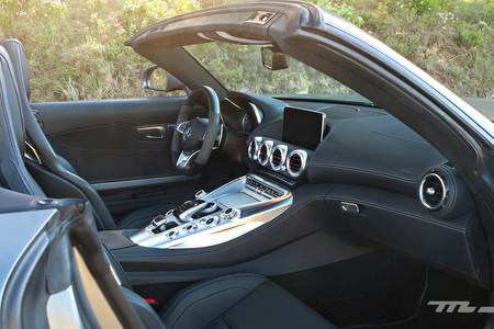 AMG GT C prueba