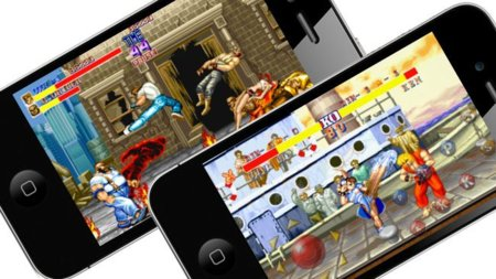 Street fighter II y Final fight, dos clásicos de recreativas en tu dispositivo iOS