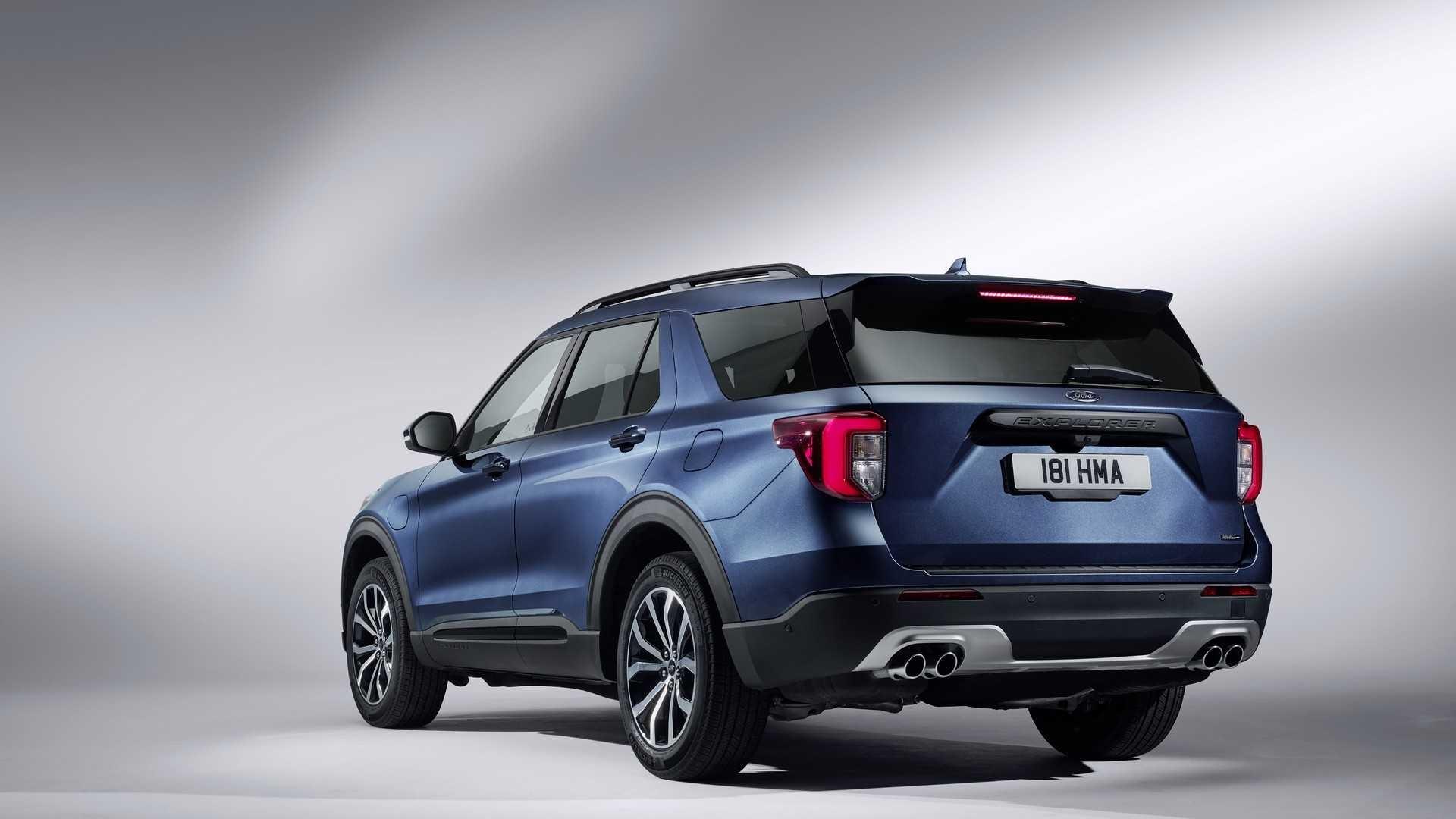 Ford Explorer PHEV 2020