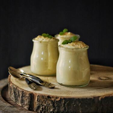 Mousse de limón: la receta clásica del postre más refrescante