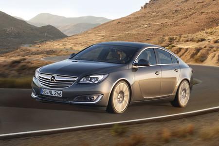 Precios Opel Insignia GLP