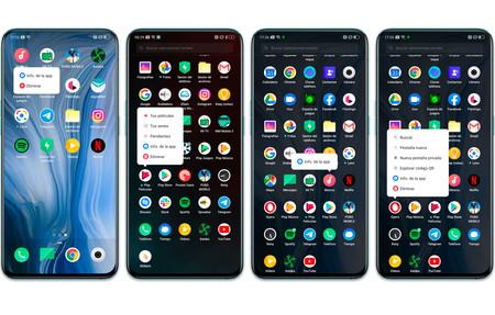 Oppo Reno 10x Zoom Apps Eliminar