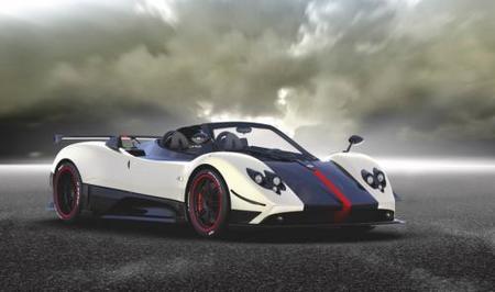 Pagani Zonda F Cinque Roadster, ¿última edición? Descapotable