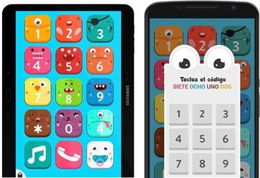 BabyPhone, una aplicación segura para los más pequeños
