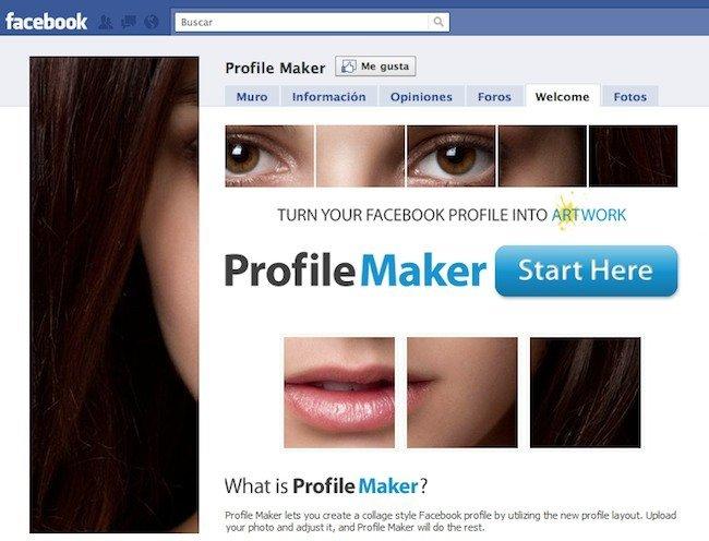 profile maker facebook