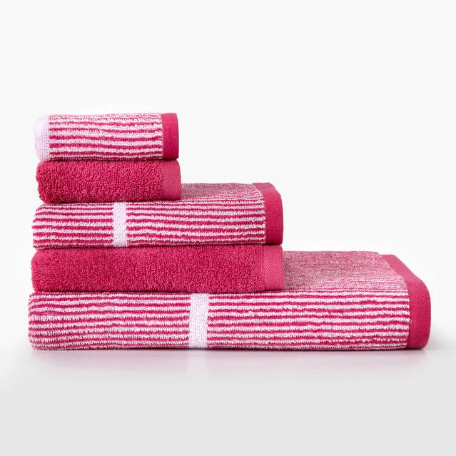 Juego de toallas al 60% de descuento