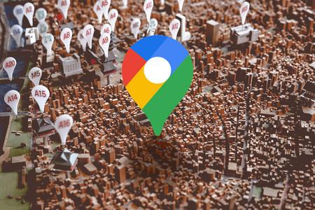Cómo ver cuántas ciudades has visitado en Google Maps