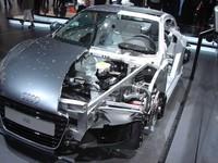 Audi, premiada por su tecnología ASF
