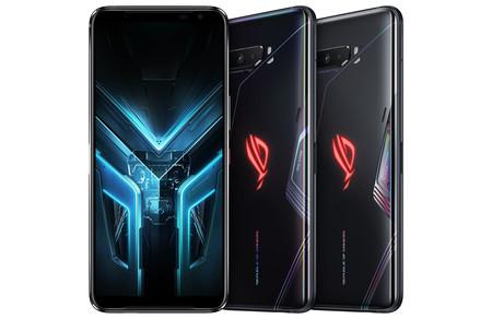 ASUS ROG Phone 3: la tercera generación apuesta por el Snapdragon 865+ y una pantalla AMOLED de 144 Hz