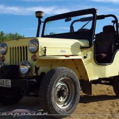 Foto 1 de 14 de la galería jeep-viasa-cj-3b-1981 en Motorpasión
