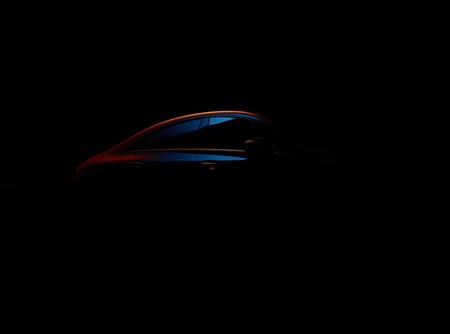 El teaser del nuevo Mercedes-Benz CLA muestra poco, pero por fin le pone fecha