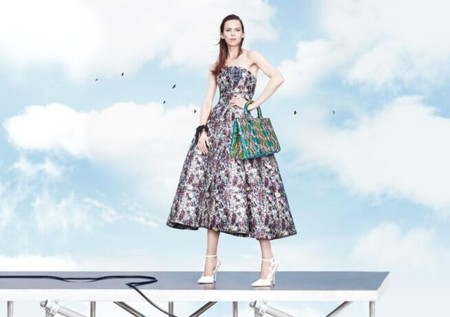 Elise Crombez Dior Verano 2014