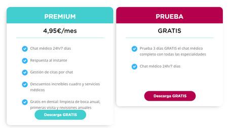 Precios Mediquo