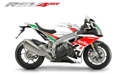 Aprilia Rsv4 Rr Misano Limited Edition 2020