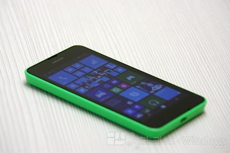Nokia Lumia 630, análisis