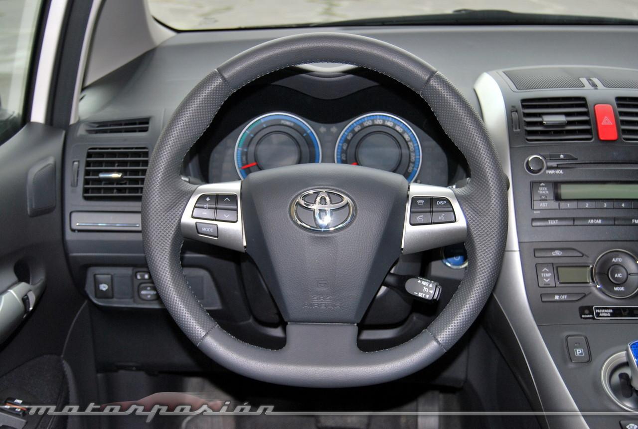 Foto de Toyota Auris HSD (prueba) (40/77)
