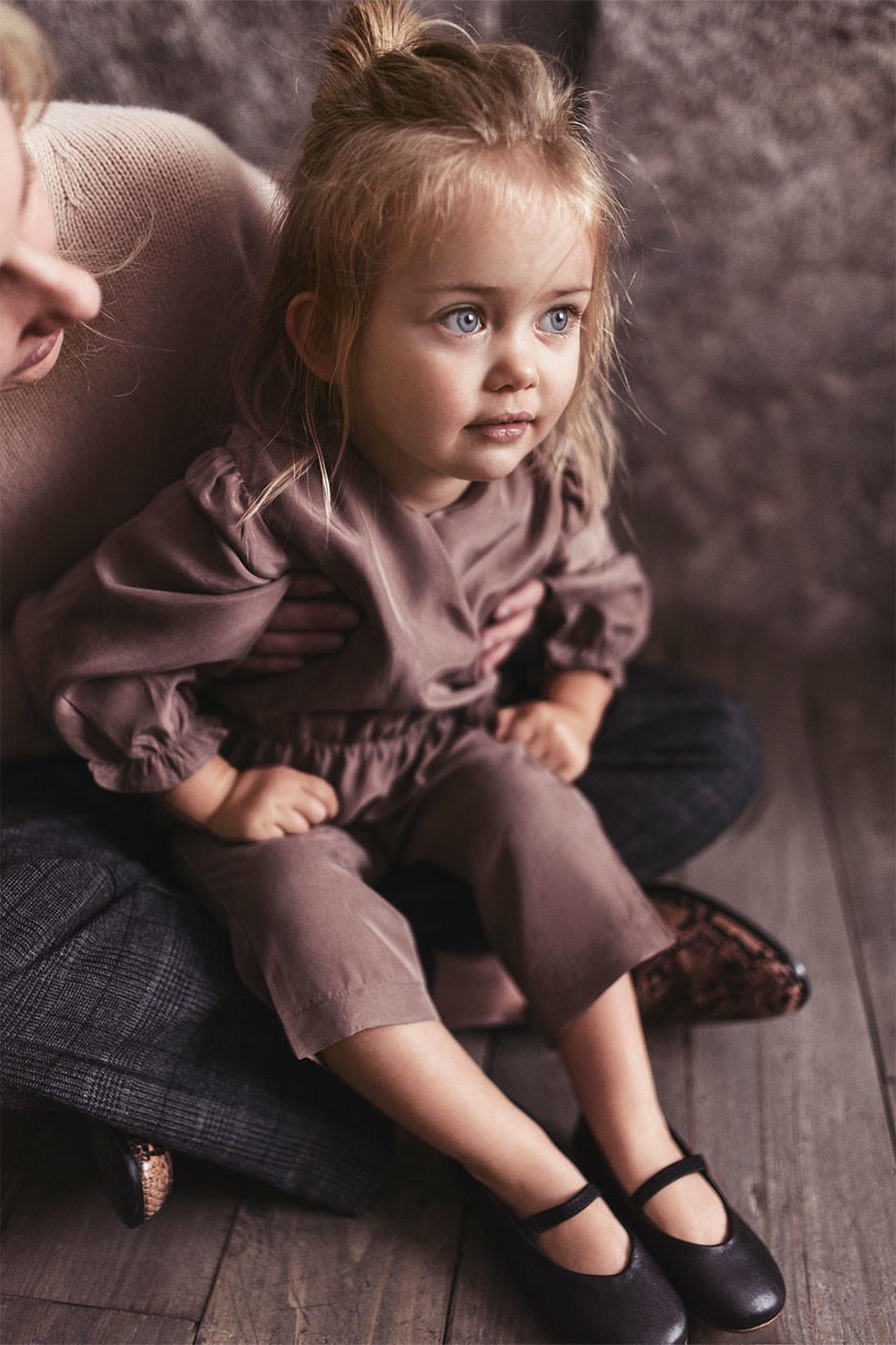Zara Kids Baby Girl Premium Capsule