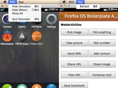 Mozilla publica la versión final de Firefox OS Simulator 3.0