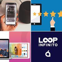 Reseñas online y offline, nuestro armario en una app, problemas con Catalyst... La semana del podcast Loop Infinito