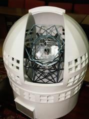 Primera luz del Gran Telescopio Canarias