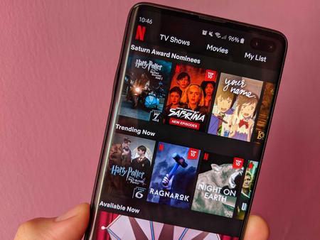 Netflix consumirá menos datos móviles en Android: el servicio usará desde hoy el códec AV1 para comprimir series y películas