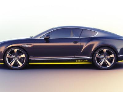 Bentley Continental GT Speed Breitling Jet Team Series, míralo rápido porque solo se harán siete unidades