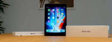 El iPad mini (2019) versión Wi-Fi de 64GB a precio mínimo histórico en Amazon: 383 euros