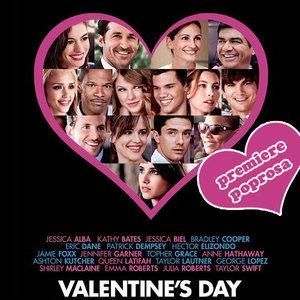 Las celebrities acuden en masa al estreno de 'Historias de San Valentín'