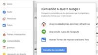 La nueva interfaz de Google+. A fondo