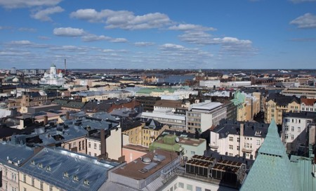 Helsinki Mejores Ciudades Mundo Vivir