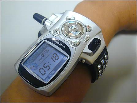 F88 Wrist Watch Phone