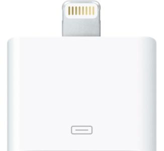 Estos son los caros adaptadores Lightning del iPhone 5, MicroUSB incluido