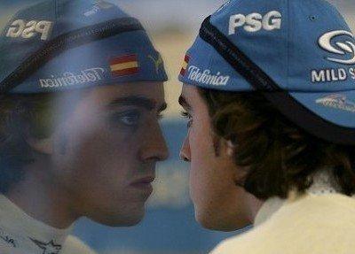 Versión de Fernando Alonso tras el fiasco