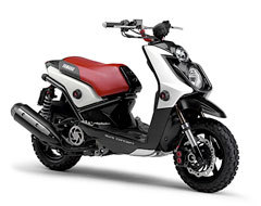 Yamaha BWS Concept