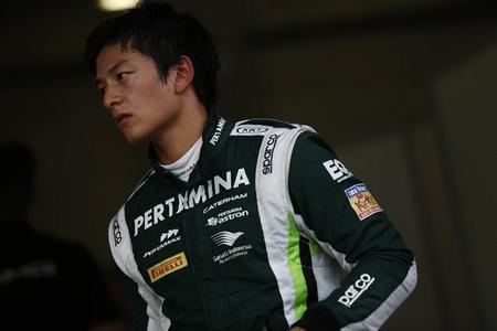 Rio Haryanto rodará con Caterham en los test de Silverstone