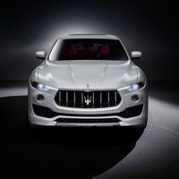 Maserati Levante, primeras fotos oficiales
