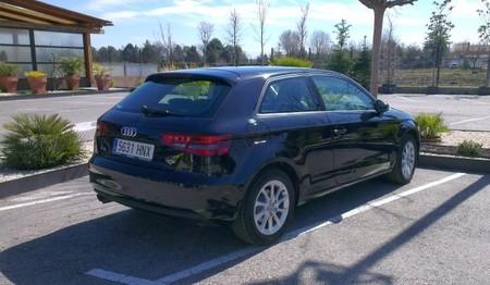 Ceniciento por un día, probamos el servicio VIP de Europcar toMyDoor y el nuevo Audi A3