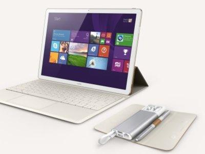 MateBook es la primera tablet convertible de Huawei: mucho estilo y Windows 10