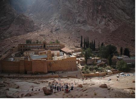 Egipto: Viaje al Monte Sinaí