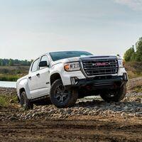 GMC Canyon AT4 Off-Road Performance Edition, la pick-up de lujo se vuelve más aventurera