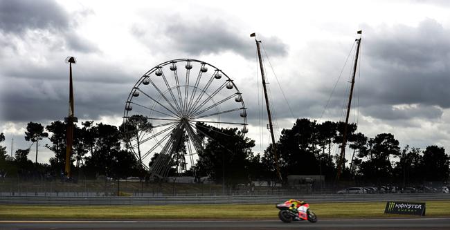 Valentino Rossi Le Mans