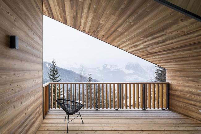 Chalet Alpes 4