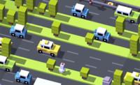 Crossy Road, el adictivo juego de cruzar la carretera llega a Google Play con marcadores y logros