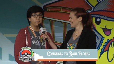 Raul Flores Pokemon VGC