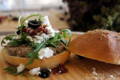 Recetas de hamburguesas sanas y nutritivas