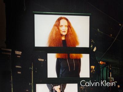 Los rostros de moda se encuentran en la nueva campaña Otoño 2016 de Calvin Klein