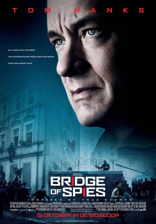 Foto de 'El puente de los espías' ('Bridge of Spies'), los carteles (2/6)
