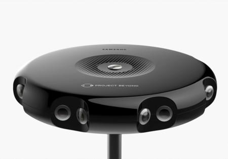 Samsung Gear 360, la cámara de realidad virtual que podría ser presentada junto al Galaxy S7
