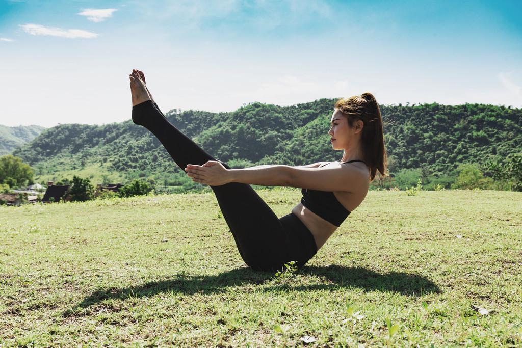 Cinco cosas que tener en cuenta al practicar Yoga al aire libre