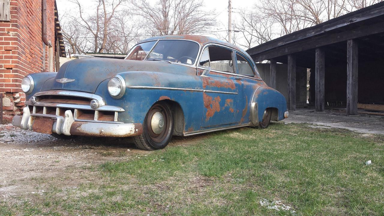 Foto de 1949 Chevrolet DeLuxe (1/22)